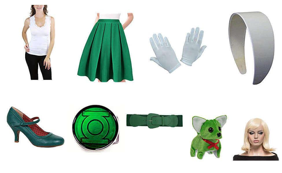 Bombshell Arisia Costume