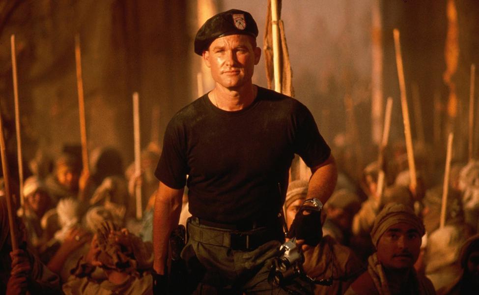 Colonel Jack O'Neil