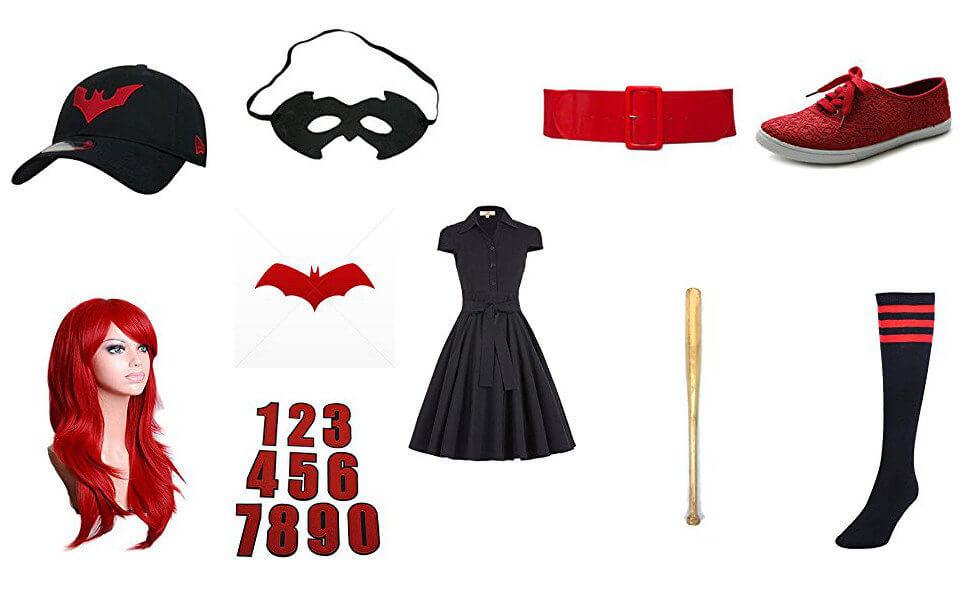 Bombshell Batwoman Costume