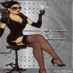 Bombshell Catwoman