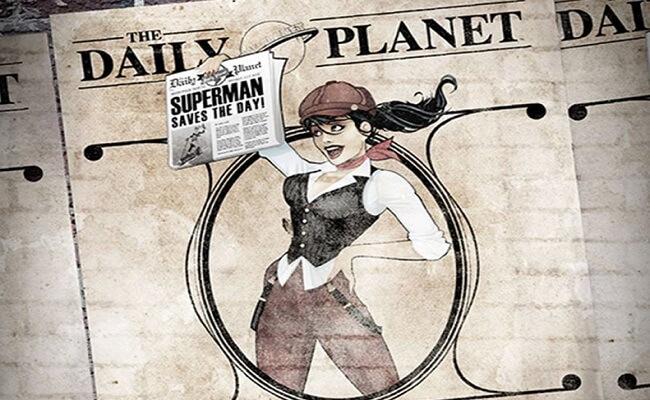 Bombshell Lois Lane