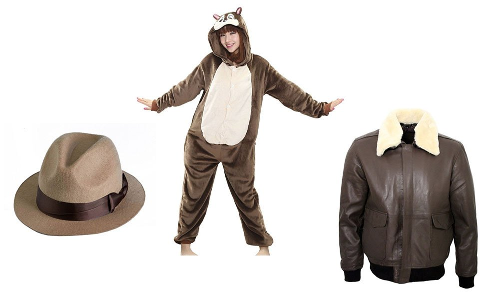 Chip from Chip 'n Dale: Rescue Rangers Costume