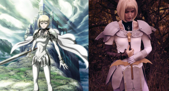 Make Your Own: Clare from Claymore