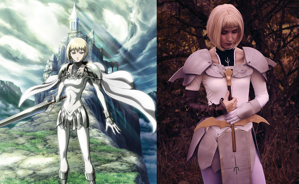 Clare from Claymore Costume