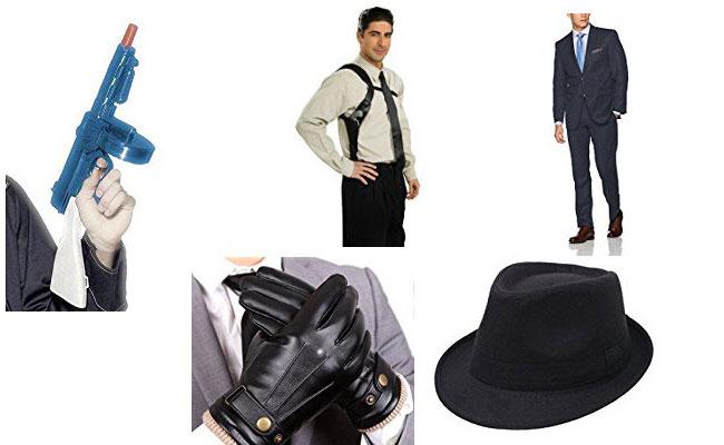 John Dillinger Costume