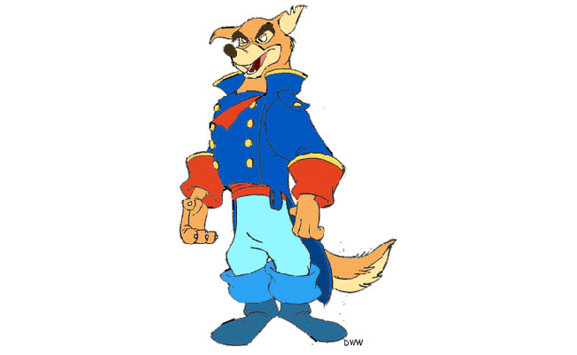 Don Karnage from TaleSpin