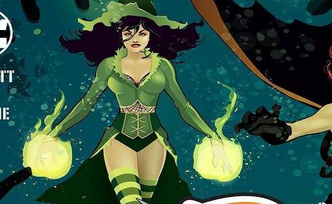 Bombshell Enchantress