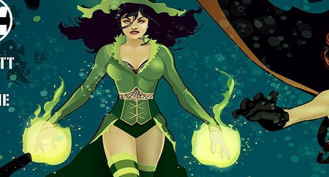 Bombshell Enchantress