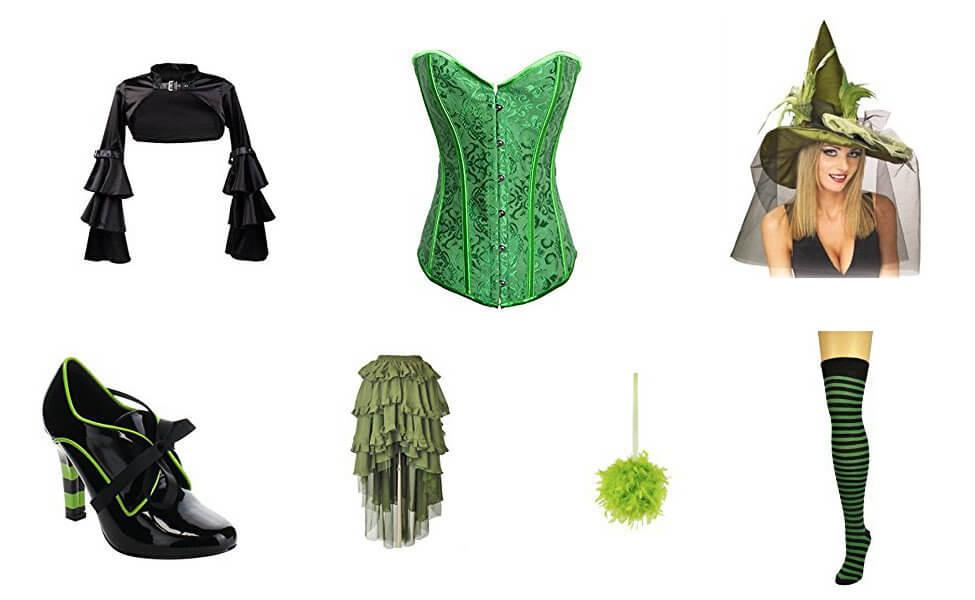 Bombshell Enchantress Costume