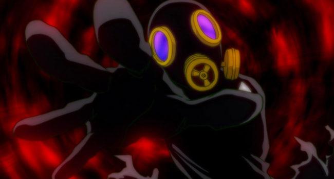 Ishiguro from Mob Psycho 100