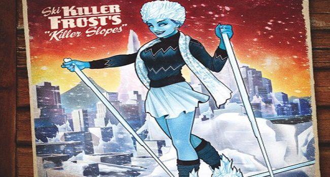 Bombshell Killer Frost