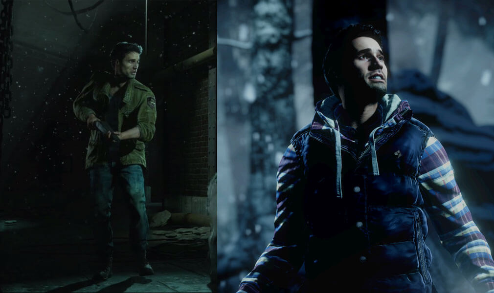 Mike from Until Dawn