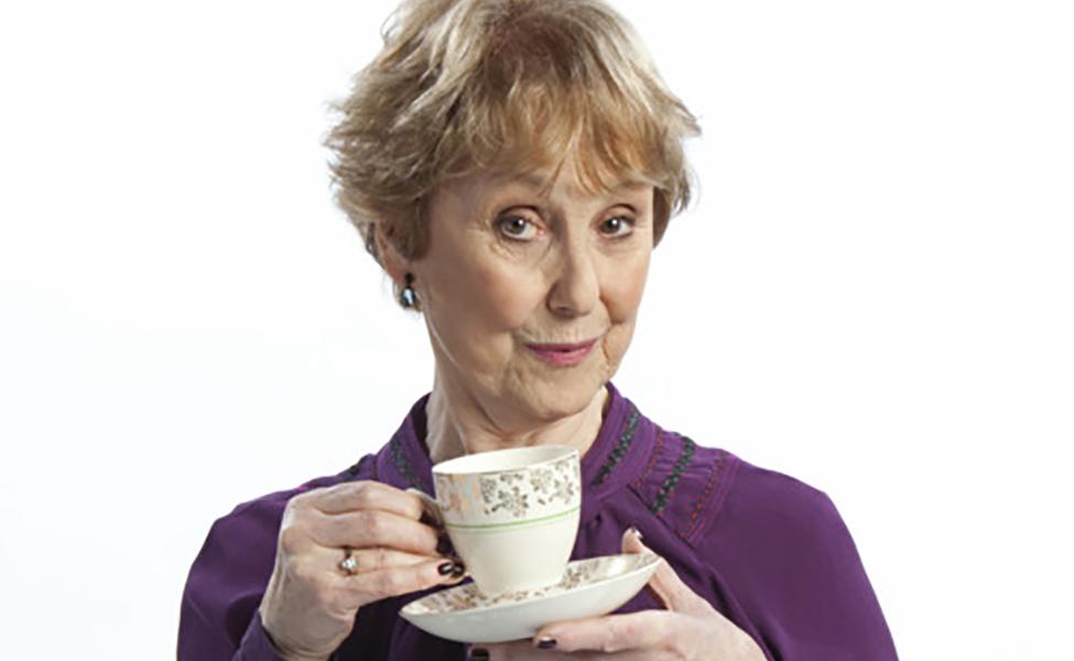 Mrs. Hudson (BBC)