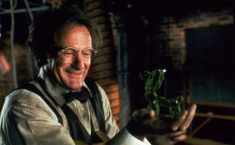 Professor Philip Brainard from Flubber