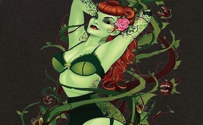 Bombshell Poison Ivy