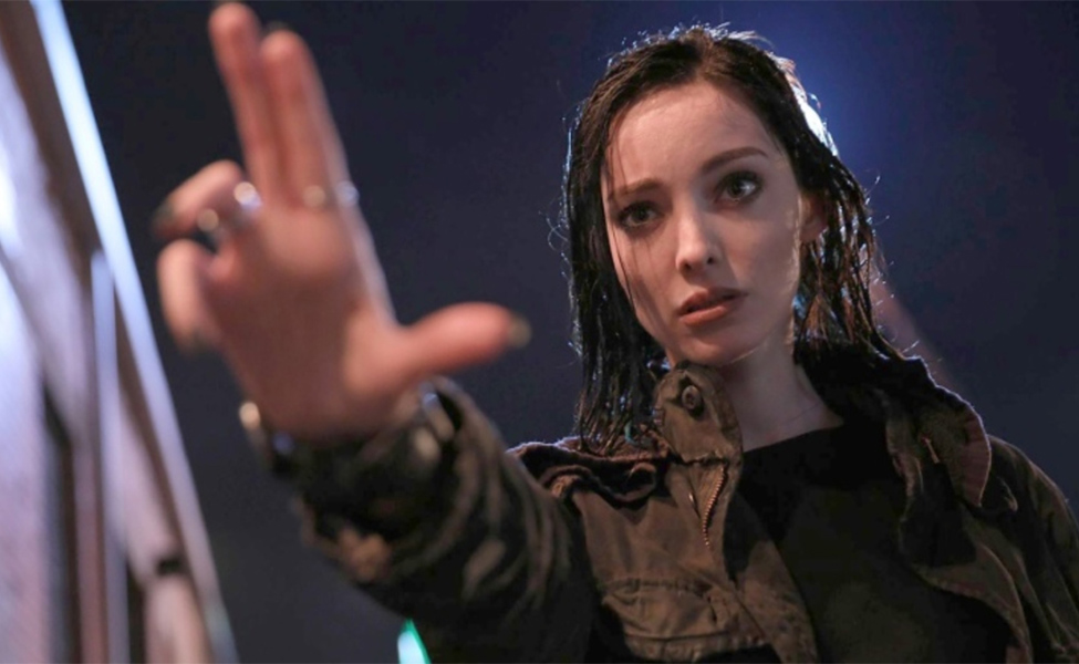 Polaris from The Gifted