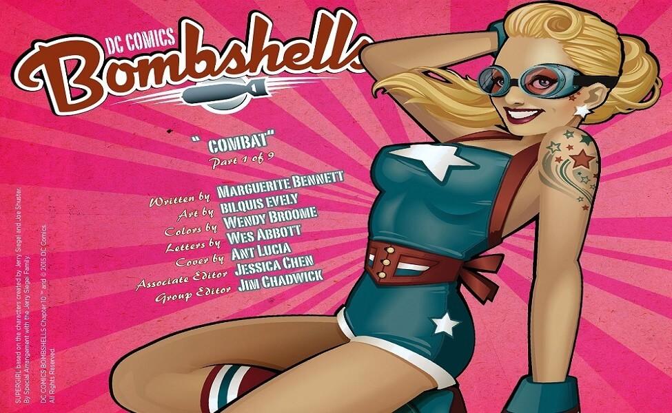 Bombshell Stargirl
