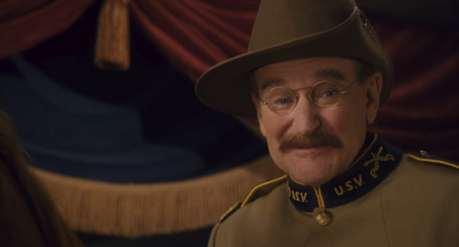 Theodore Roosevelt from Night at the Museum