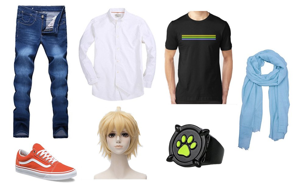 Adrien Agreste Costume