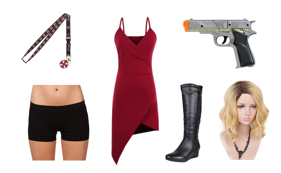 Alice from Resident Evil Costume