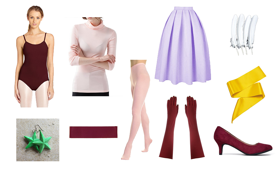 Catherine Bloom Costume
