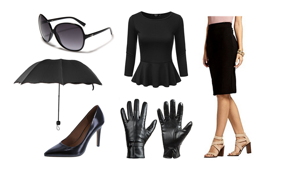 Fiona Goode from AHS: Coven Costume