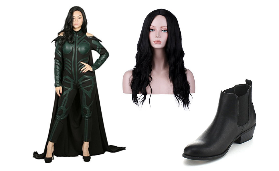 Hela Odinsdottir Costume