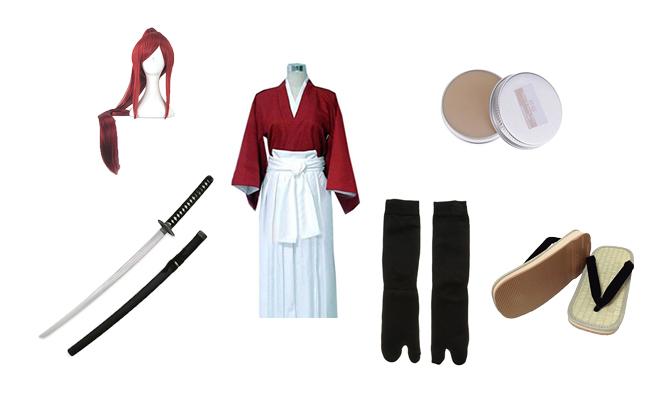 Himura Kenshin from Rurouni Kenshin Costume