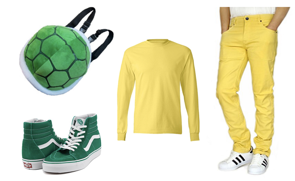 Koopa Troopa Costume