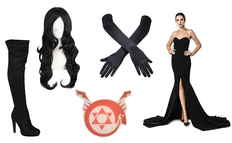 Lust Costume