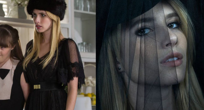 Madison Montgomery from AHS: Coven