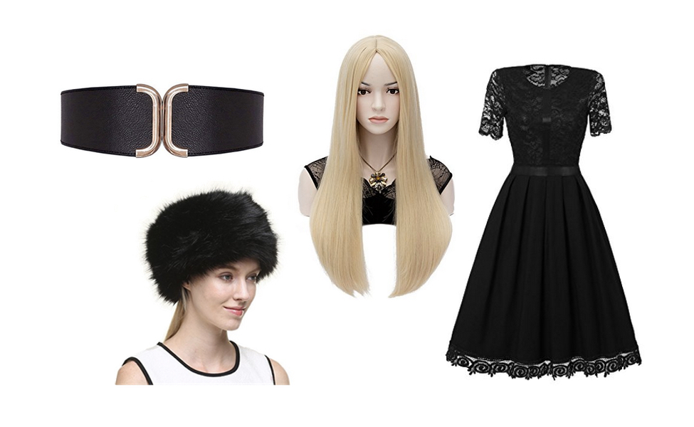 Madison Montgomery from AHS: Coven Costume