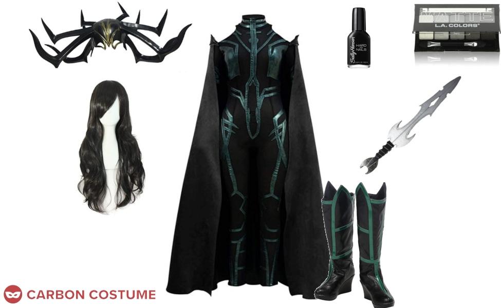 Hela from Thor: Ragnarok Costume