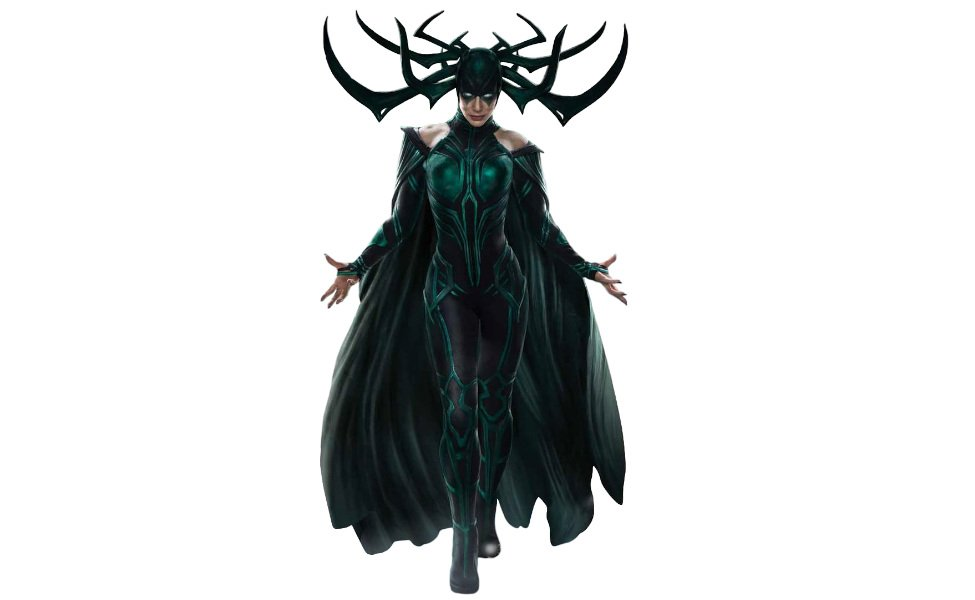 Marvel's Hela from Thor: Ragnarok