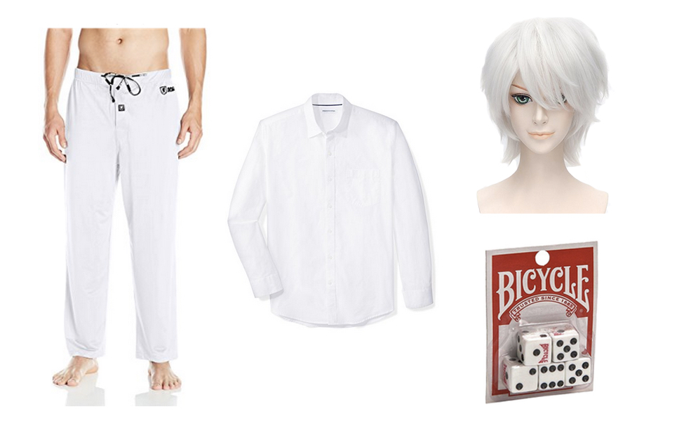 Near from Death Note Costume