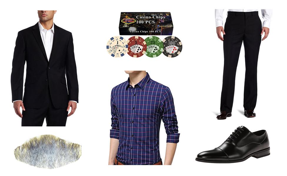 Jacob Nighthorse Costume