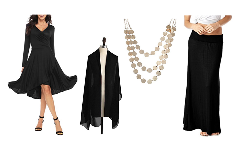 Queenie from AHS: Coven Costume