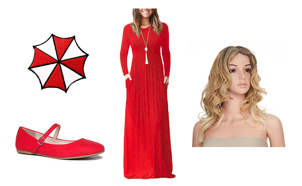 The Red Queen Costume