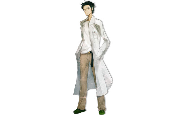 Rintaro Okabe from Steins;Gate