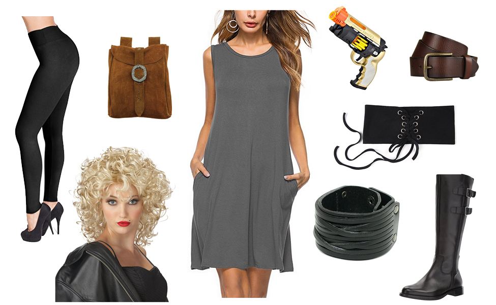 Doctor Who River Song Dress Cosplay Halloween Costume#Free shipping