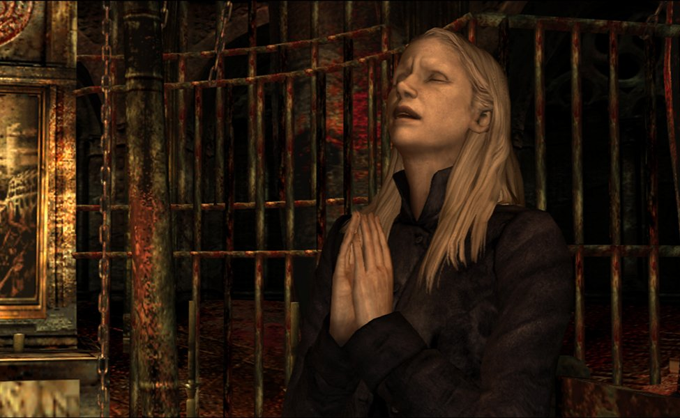 Claudia Wolf from Silent Hill 3