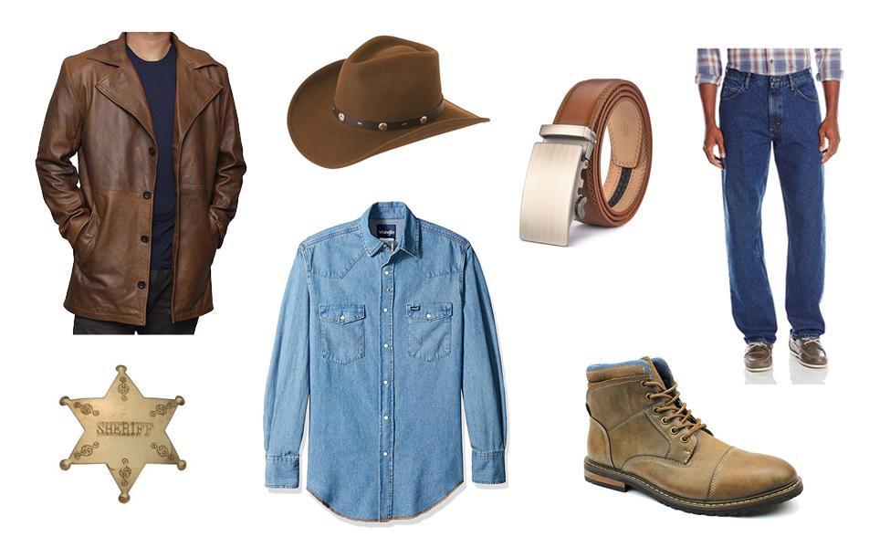 Sheriff Walt Longmire Costume