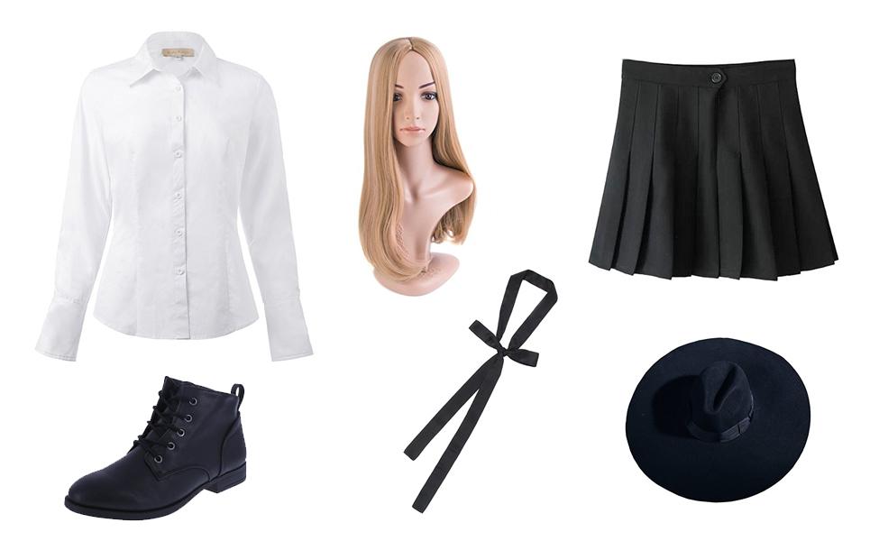 Zoe Benson Costume