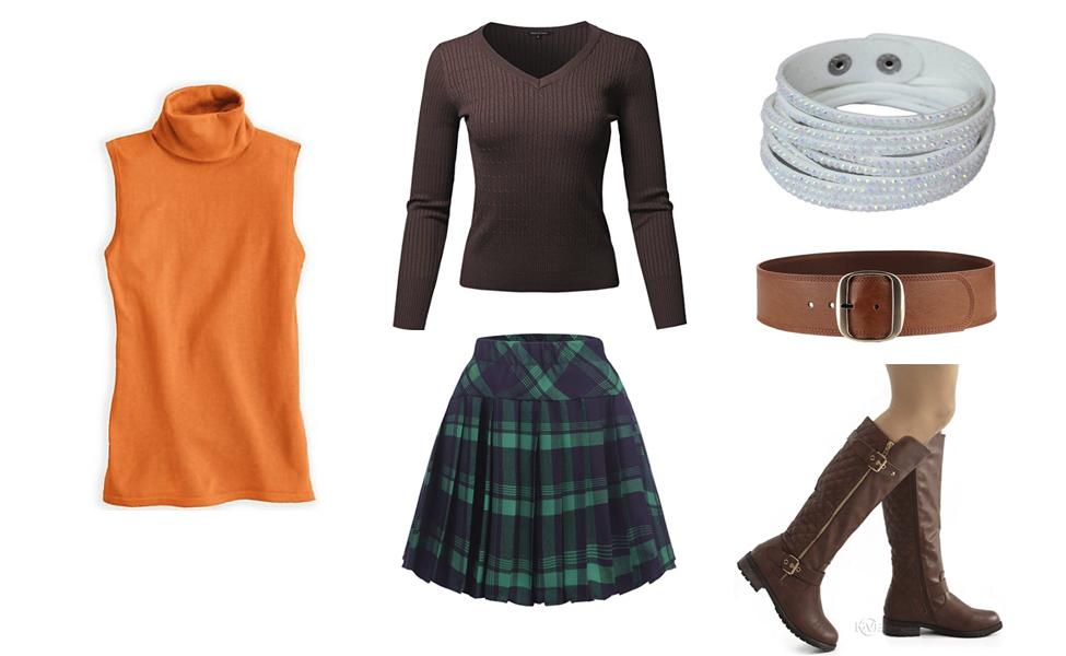 Ashley Graham From Resident Evil 4 Costume