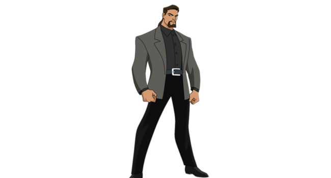 David Xanatos from Gargoyles
