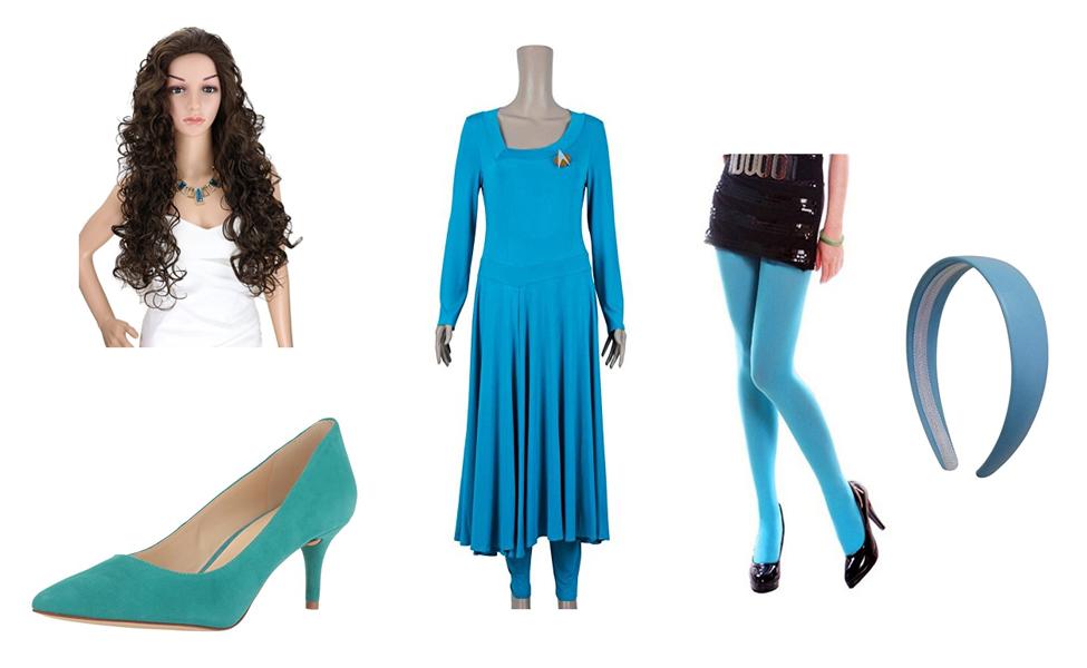 Deanna Troi Costume