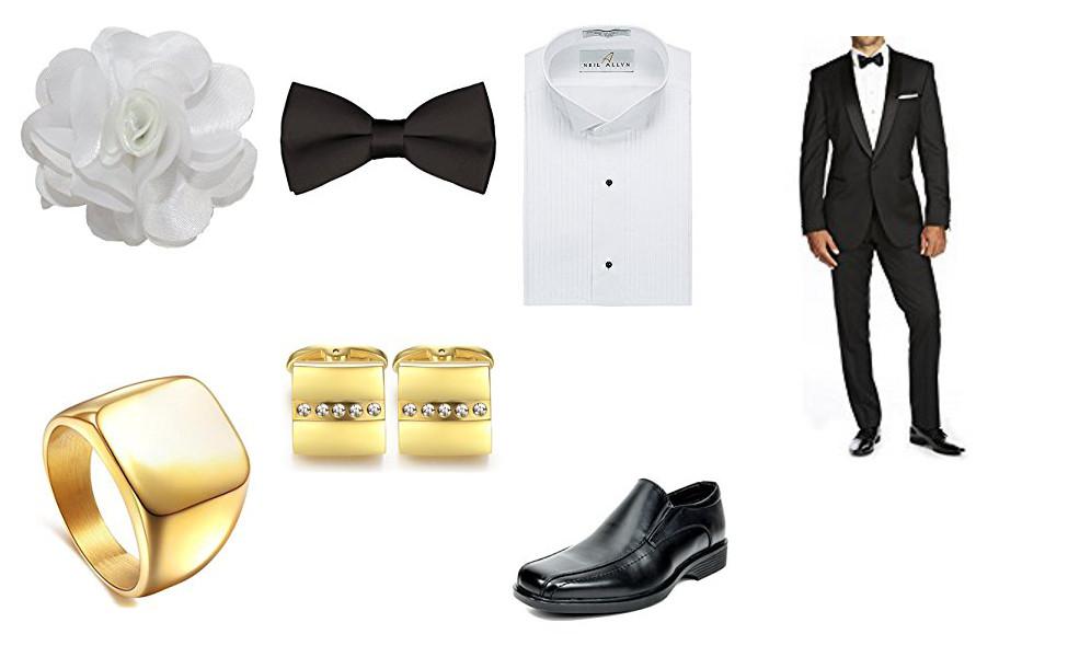 Errol Flynn Costume