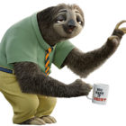 Flash Slothmore from Zootopia