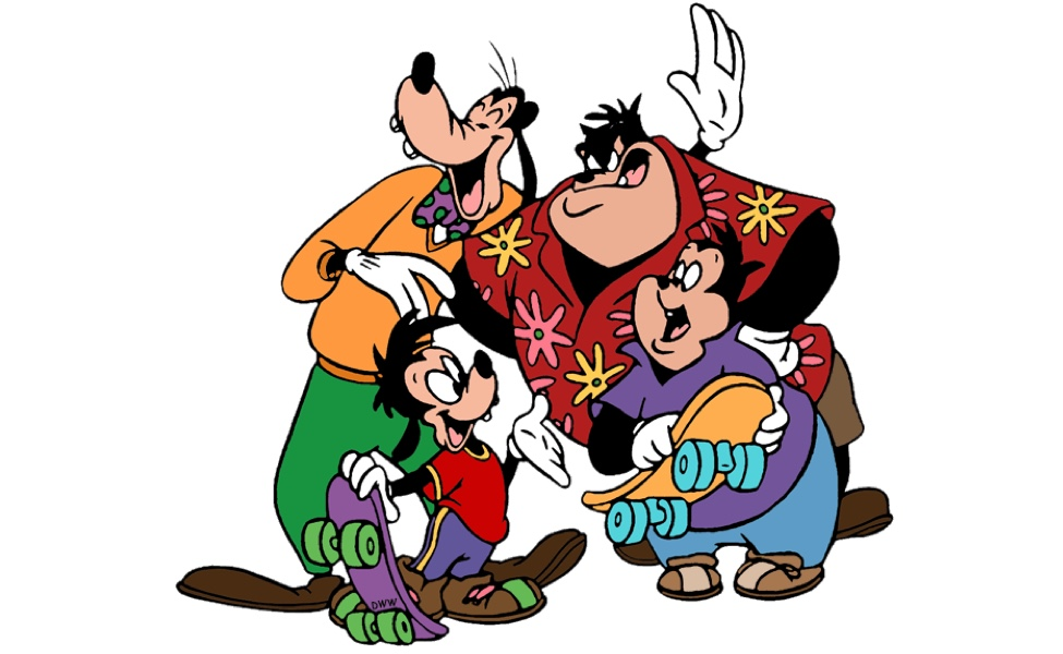 Goofy from Goof Troop