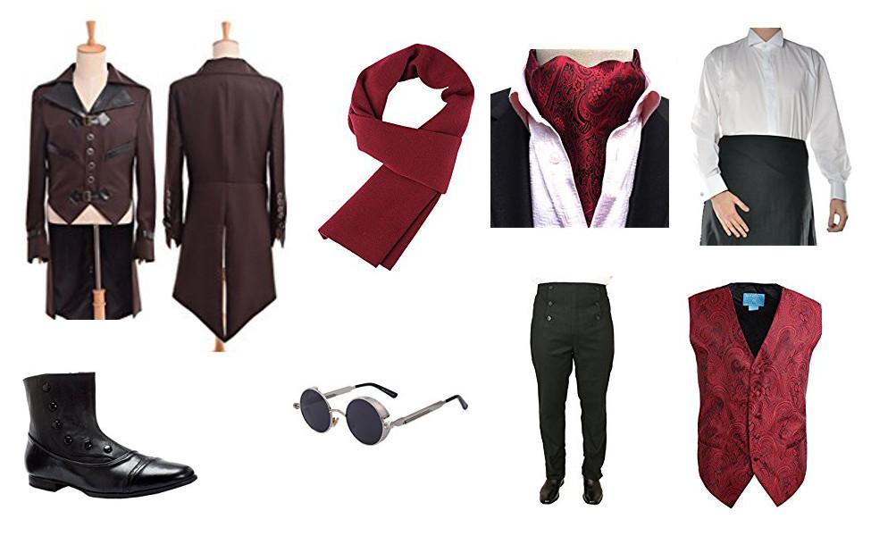 Henry Sturges Costume